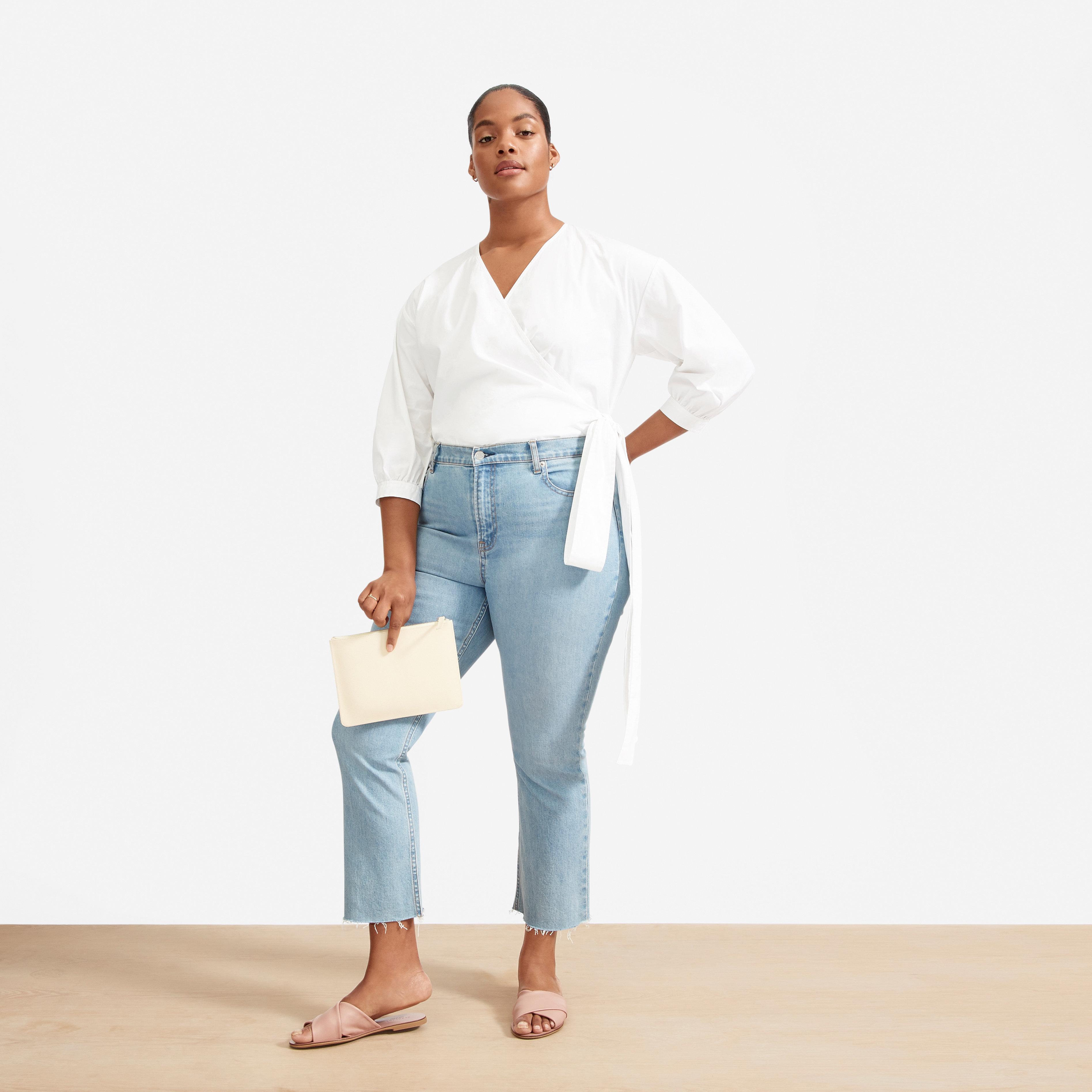 da2989b66e2e97 Women's Shirts, Tops & Silk Blouses | Everlane