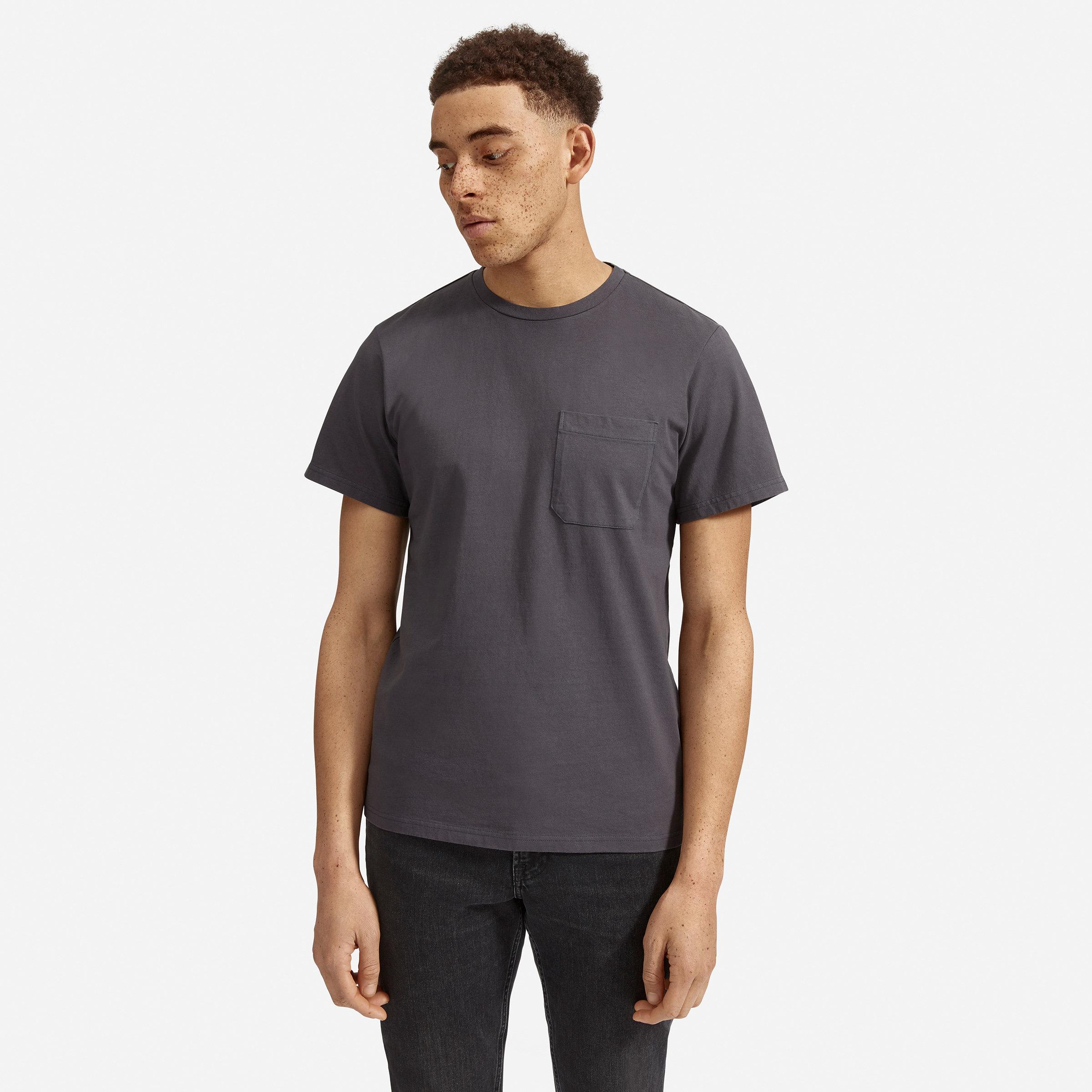 66690097420a Men's Tees: V-Neck, Crew, & Short Sleeve T-Shirts for Men | Everlane