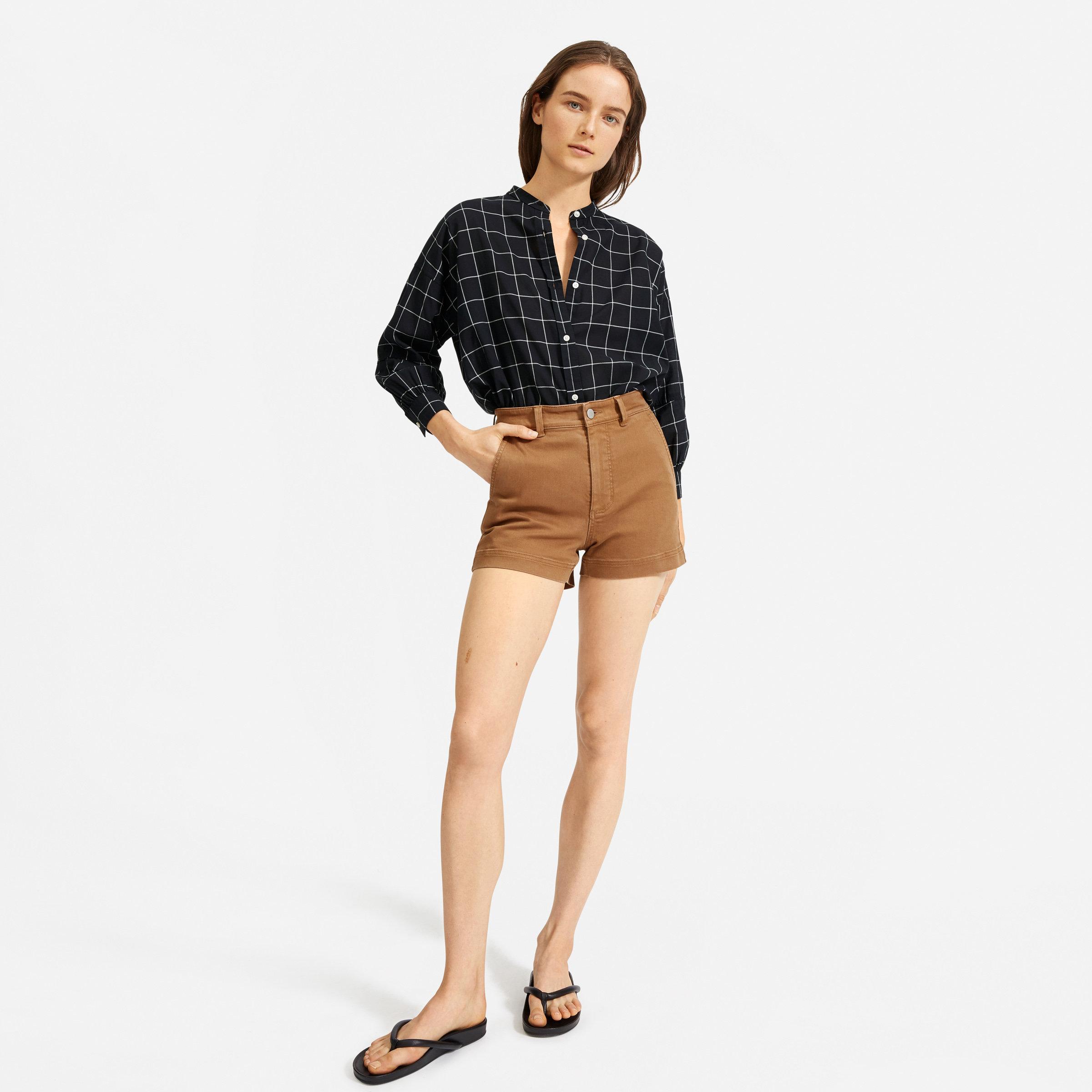 a44652814 Women's Shirts, Tops & Silk Blouses | Everlane