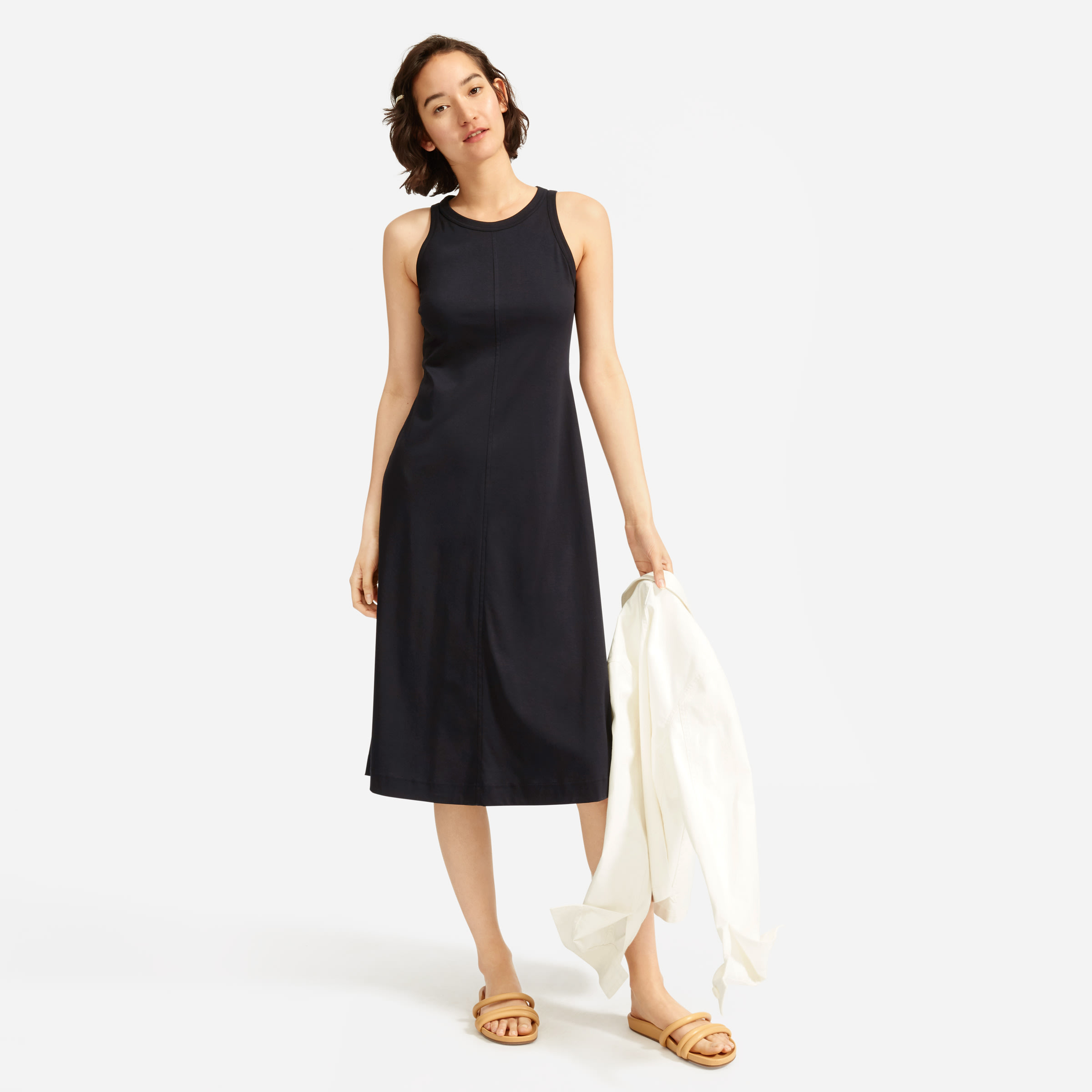 9ed6bd4e789f38 Women's Dresses & Jumpsuits – Tank, Tee, Cami Dresses & More | Everlane