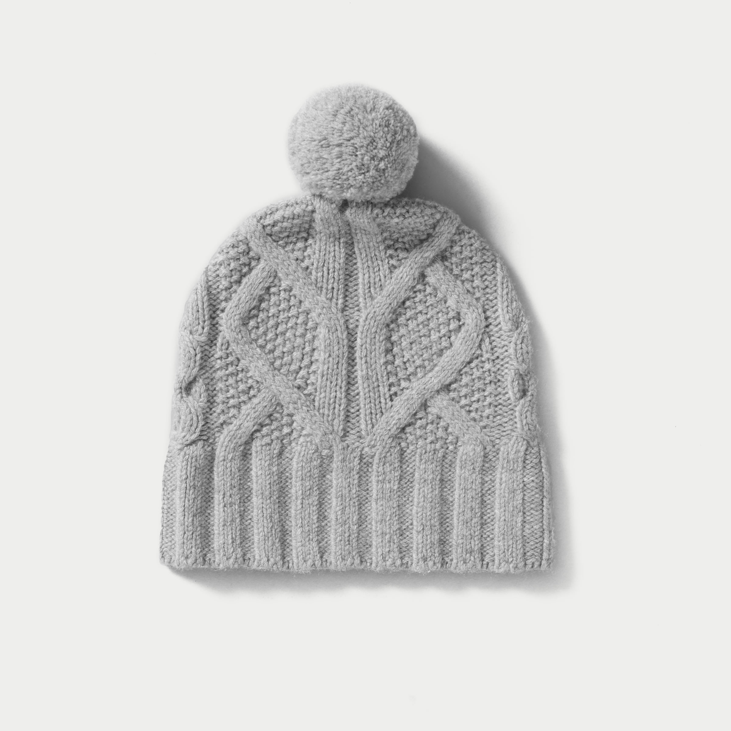 929cdc0b263 The Cable Beanie –  45