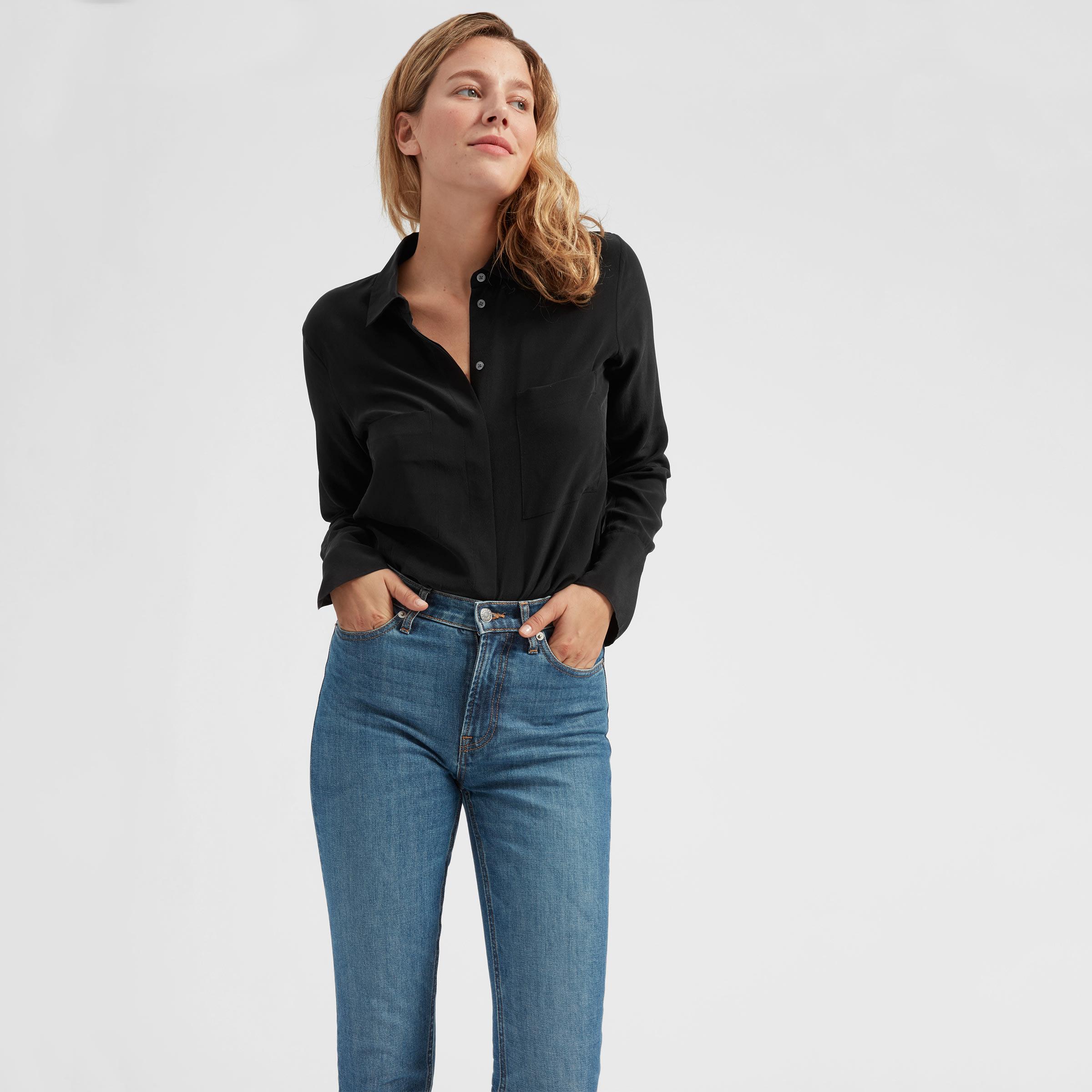 b28cedc7c685a The Silk Two-Pocket Shirt —  95