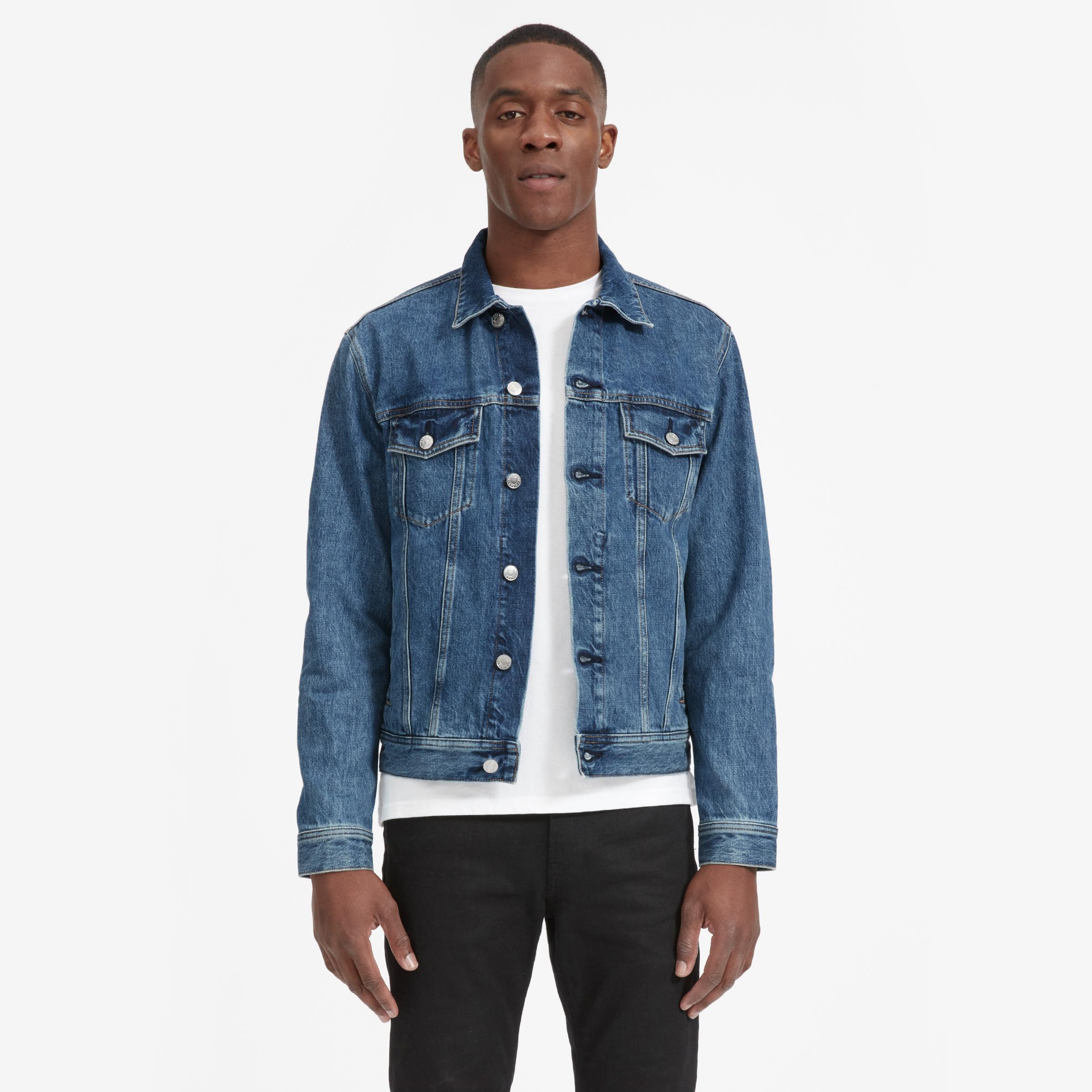 bb9e02826f3 Men's Denim Jacket | Everlane