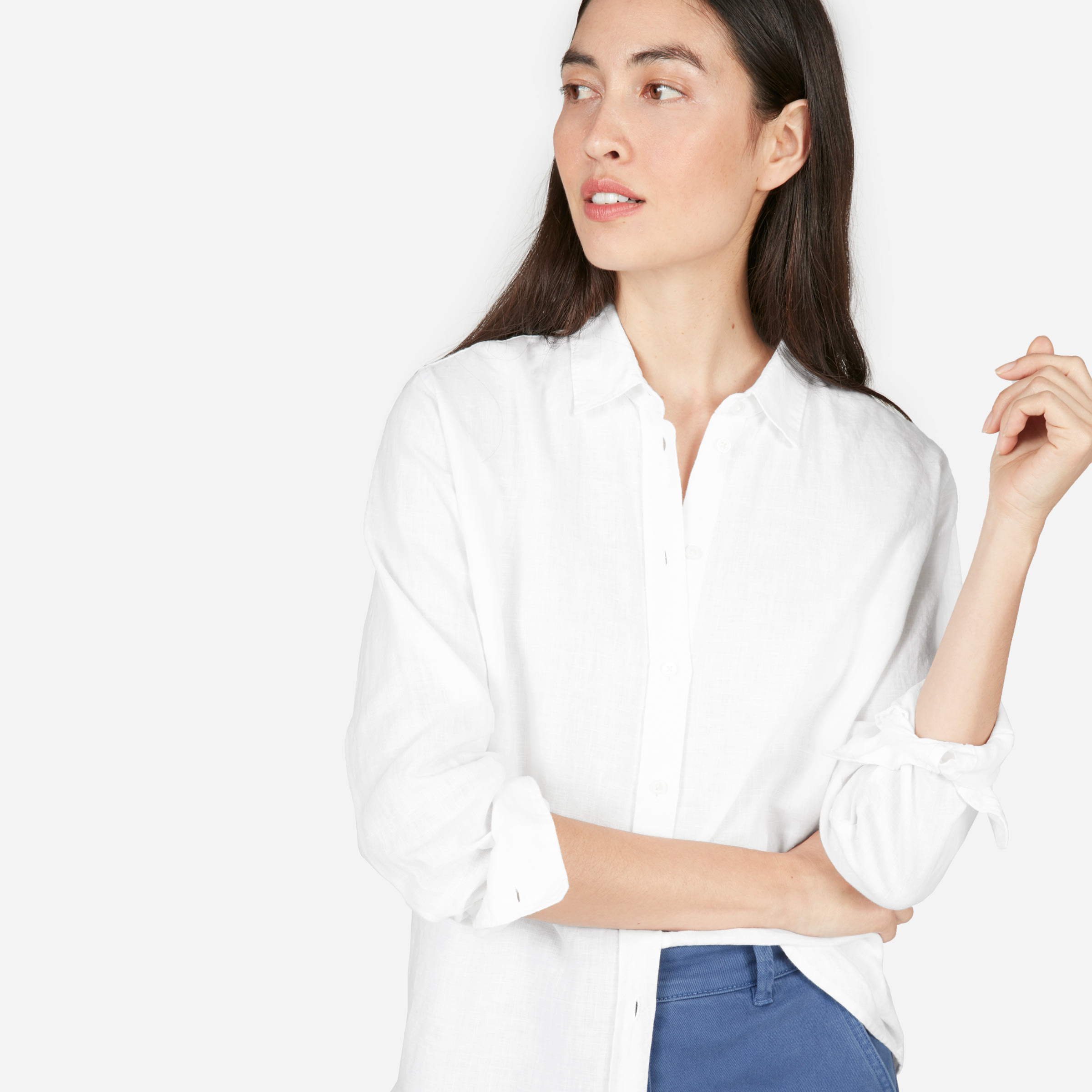 c47a38e9d7c310 Women's Linen Relaxed Shirt | Everlane