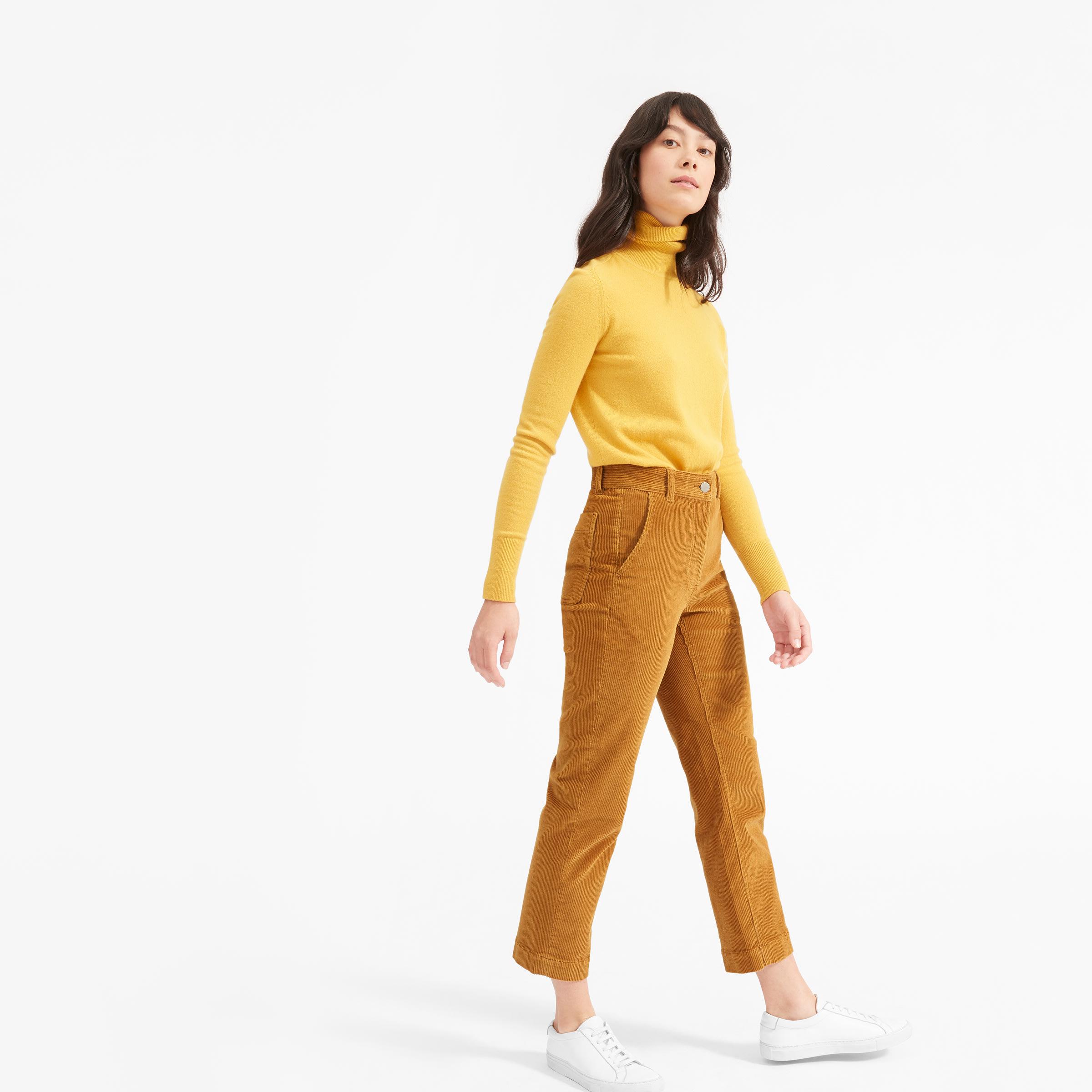 80adb17b2431 Women s Corduroy Straight Leg Crop