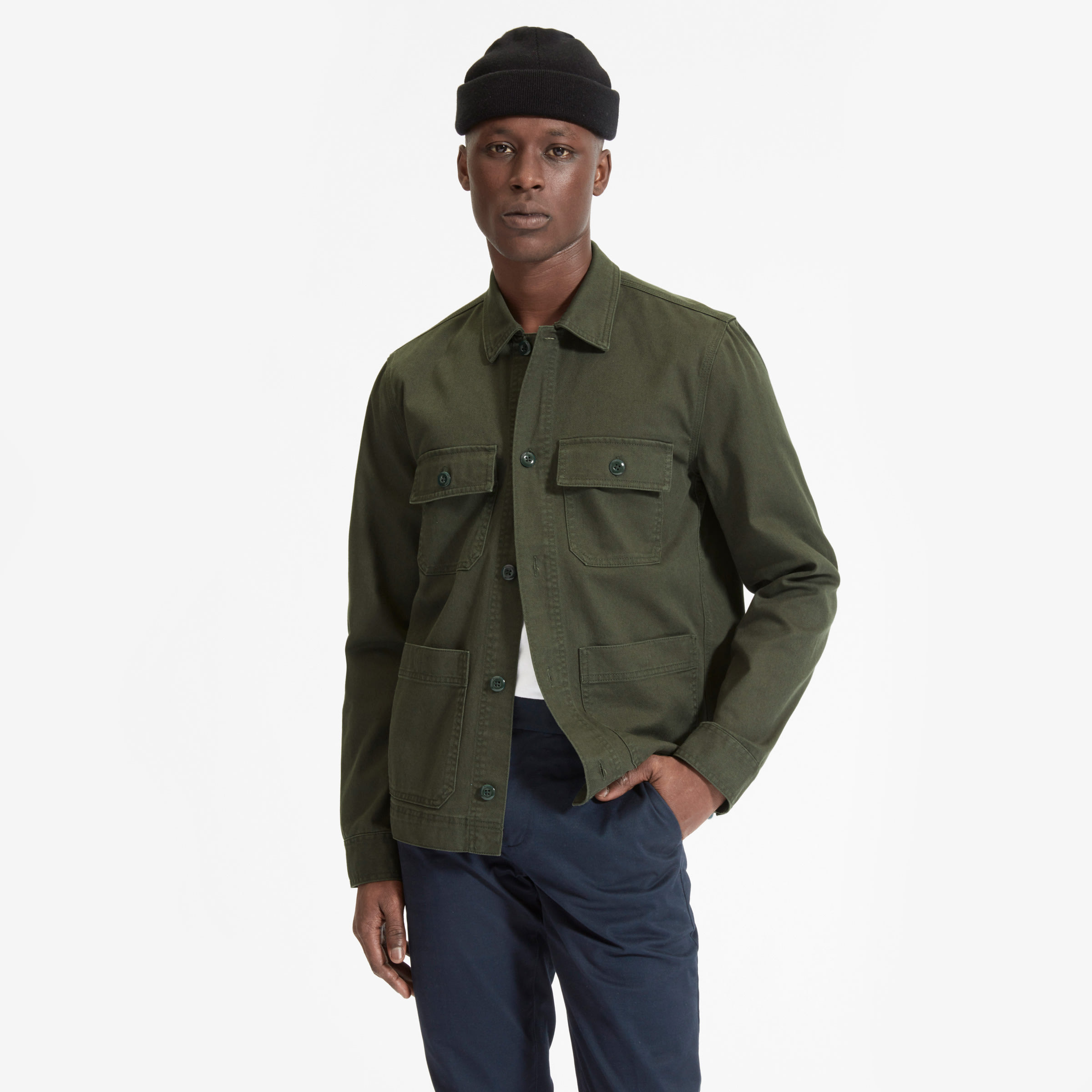 b36c820a3374c Men's Chore Jacket | Everlane