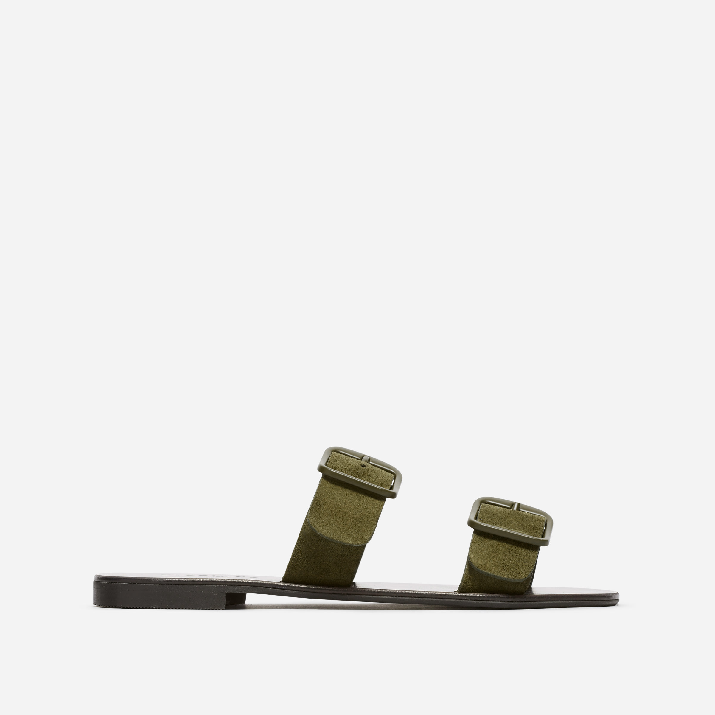 The Modern Buckle Sandal by Everlane