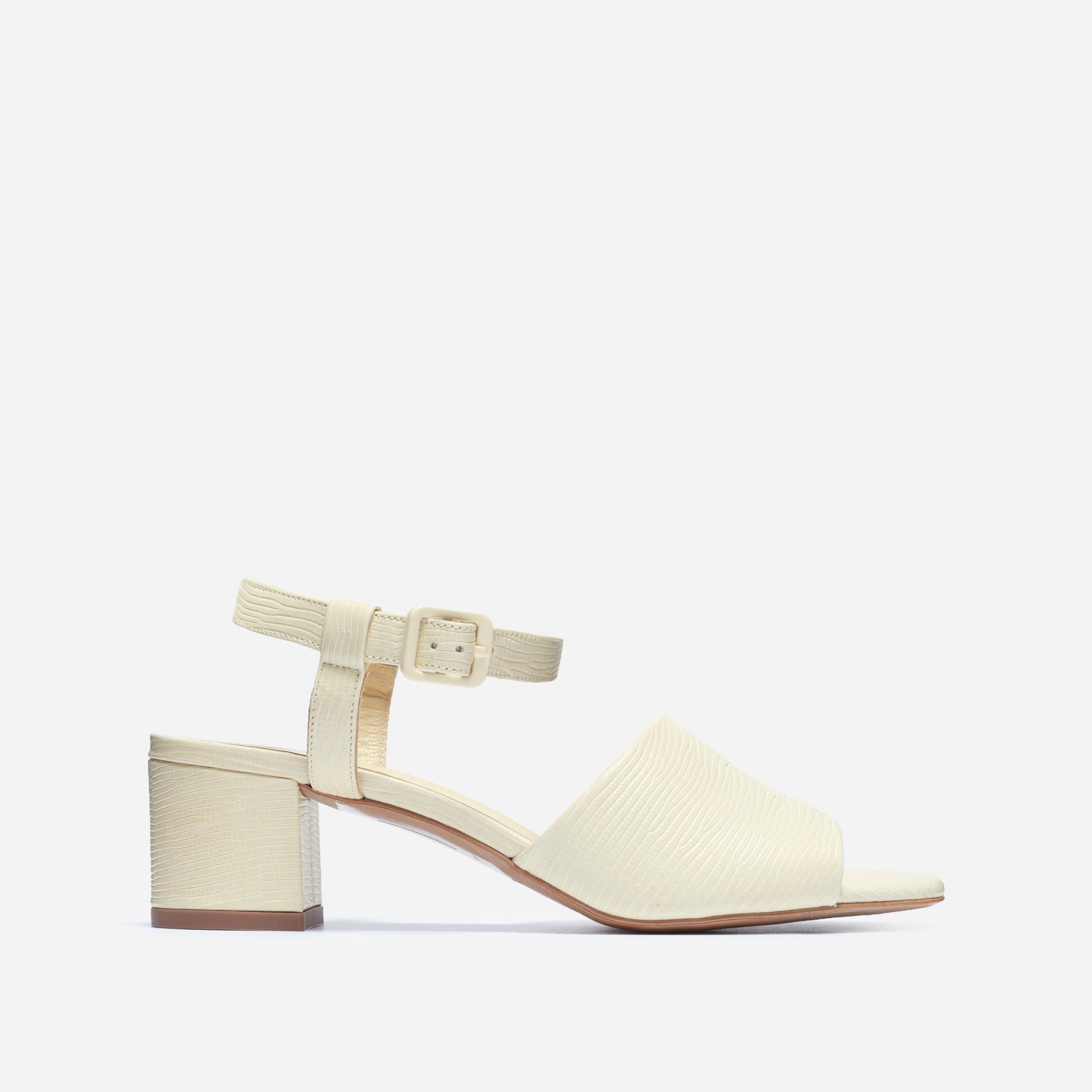 dc31200a35b The Block Heel Sandal —  155