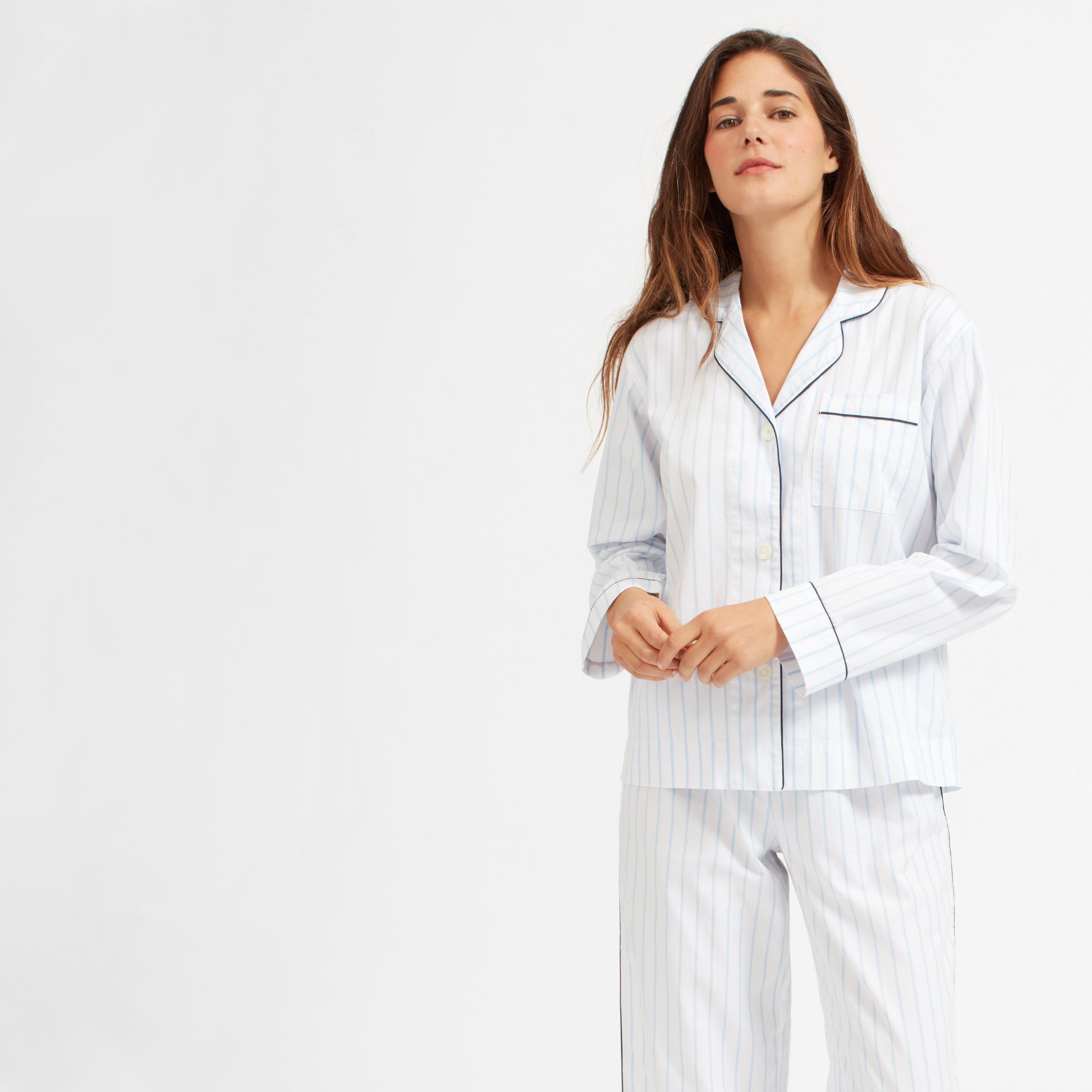695c49edb1c Women's Oxford Pajama Shirt | Everlane