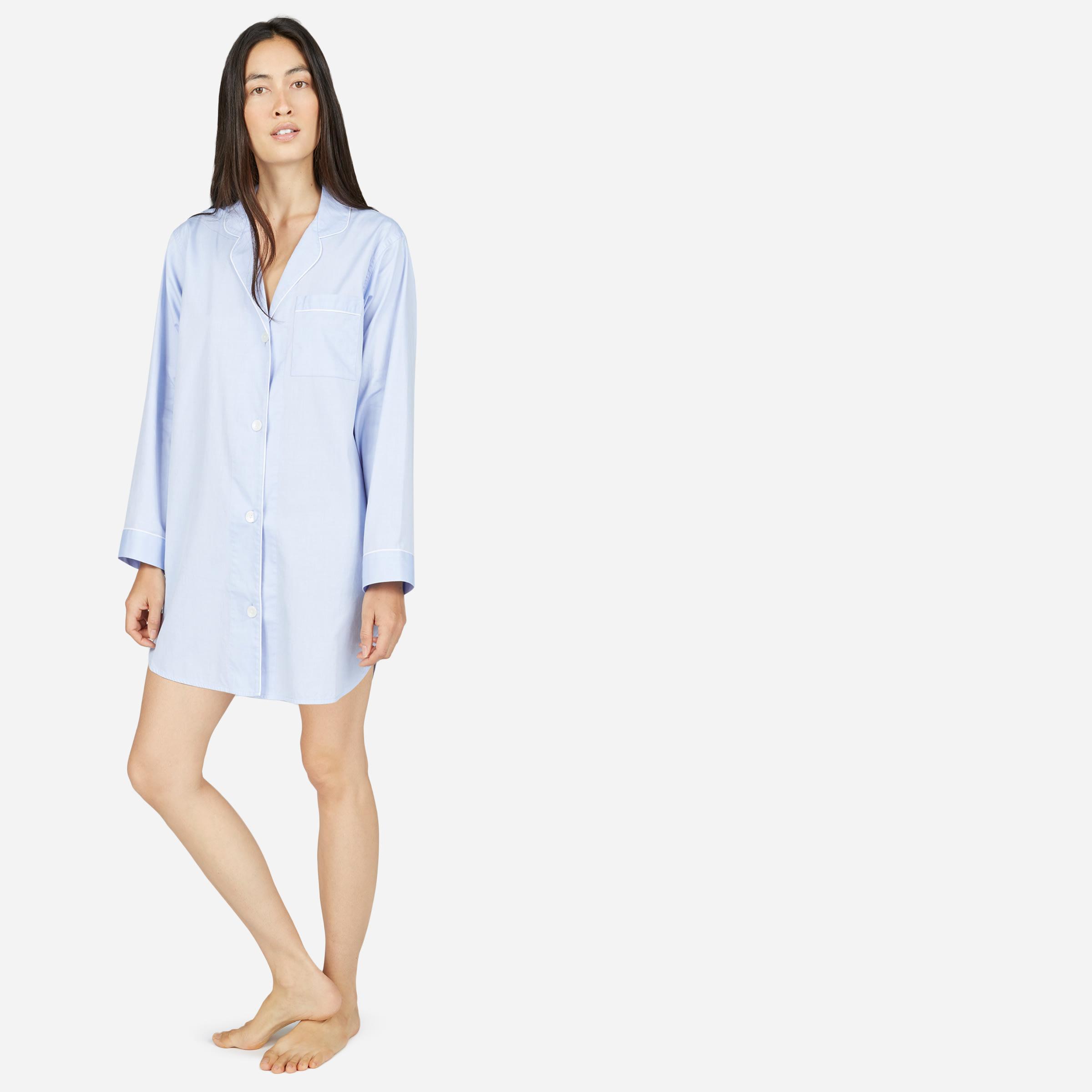 5644269edcf Women's Oxford Pajama Tunic | Everlane