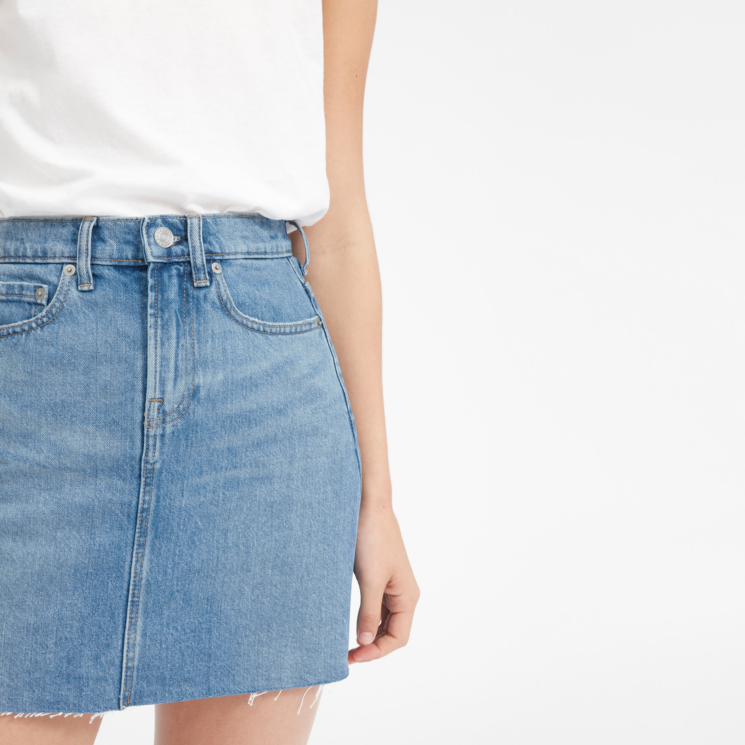 c773c04451 Women's Denim Skirt | Everlane