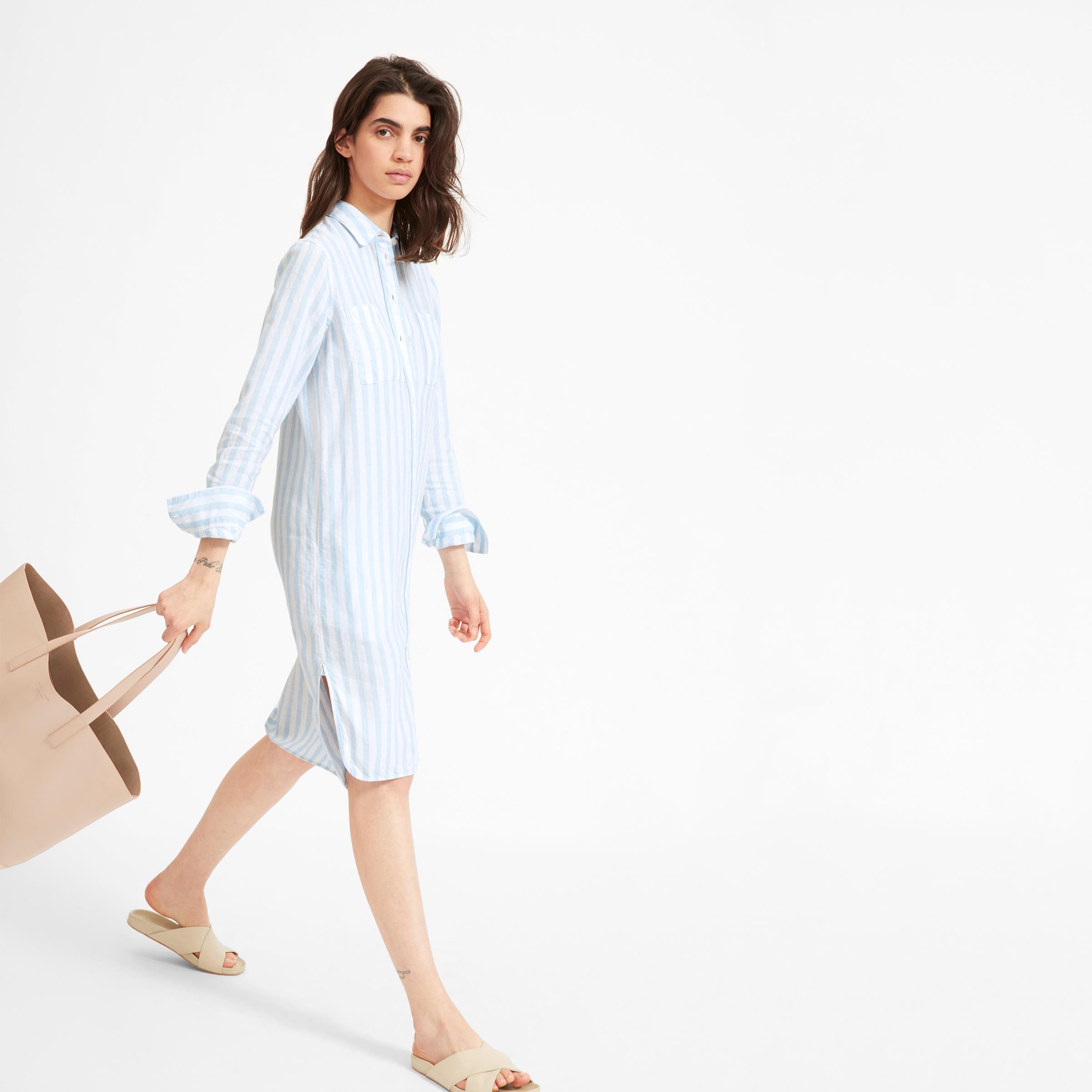 97e8e8b95e1 Women's Linen Shirt Dress | Everlane