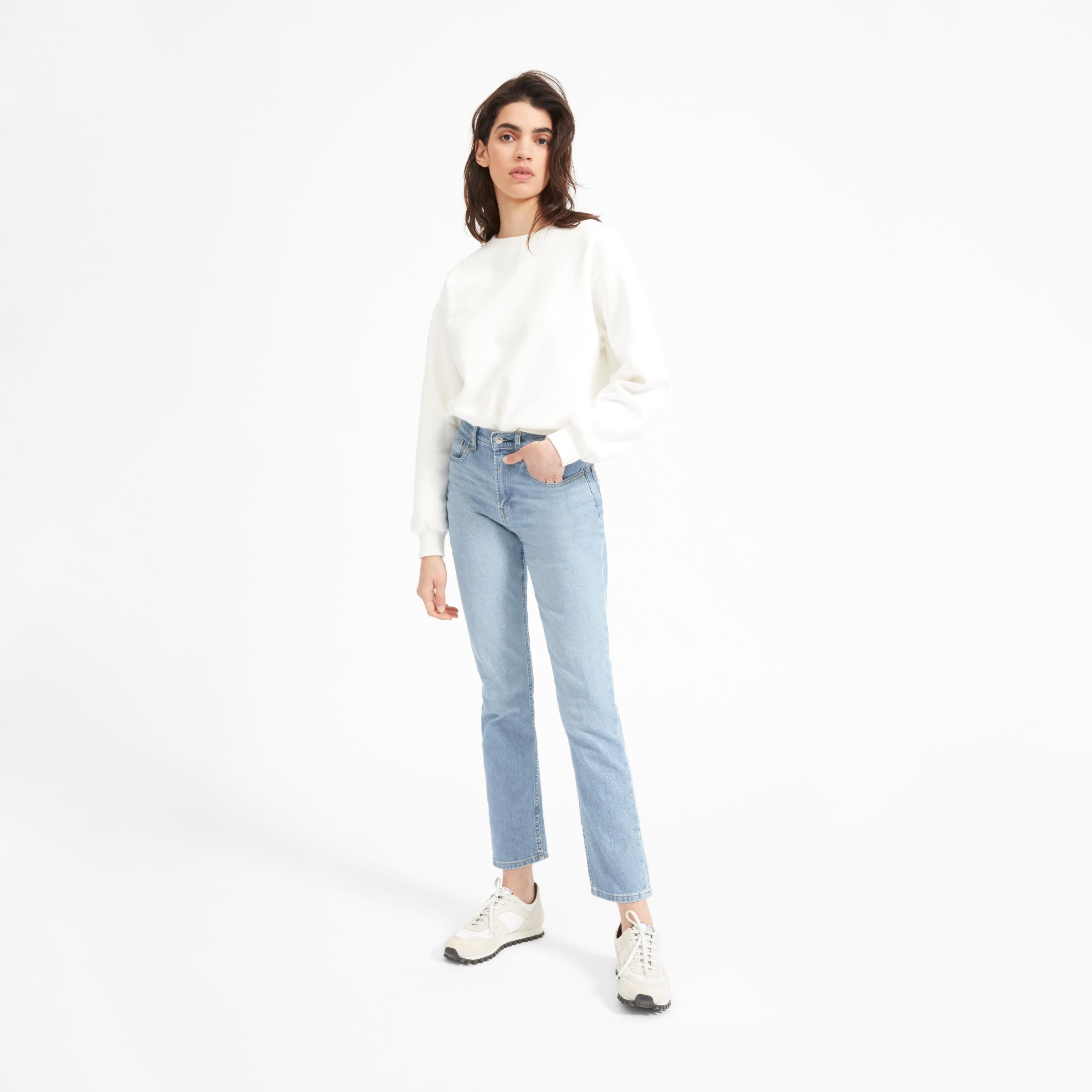Women s Cheeky Straight Jean