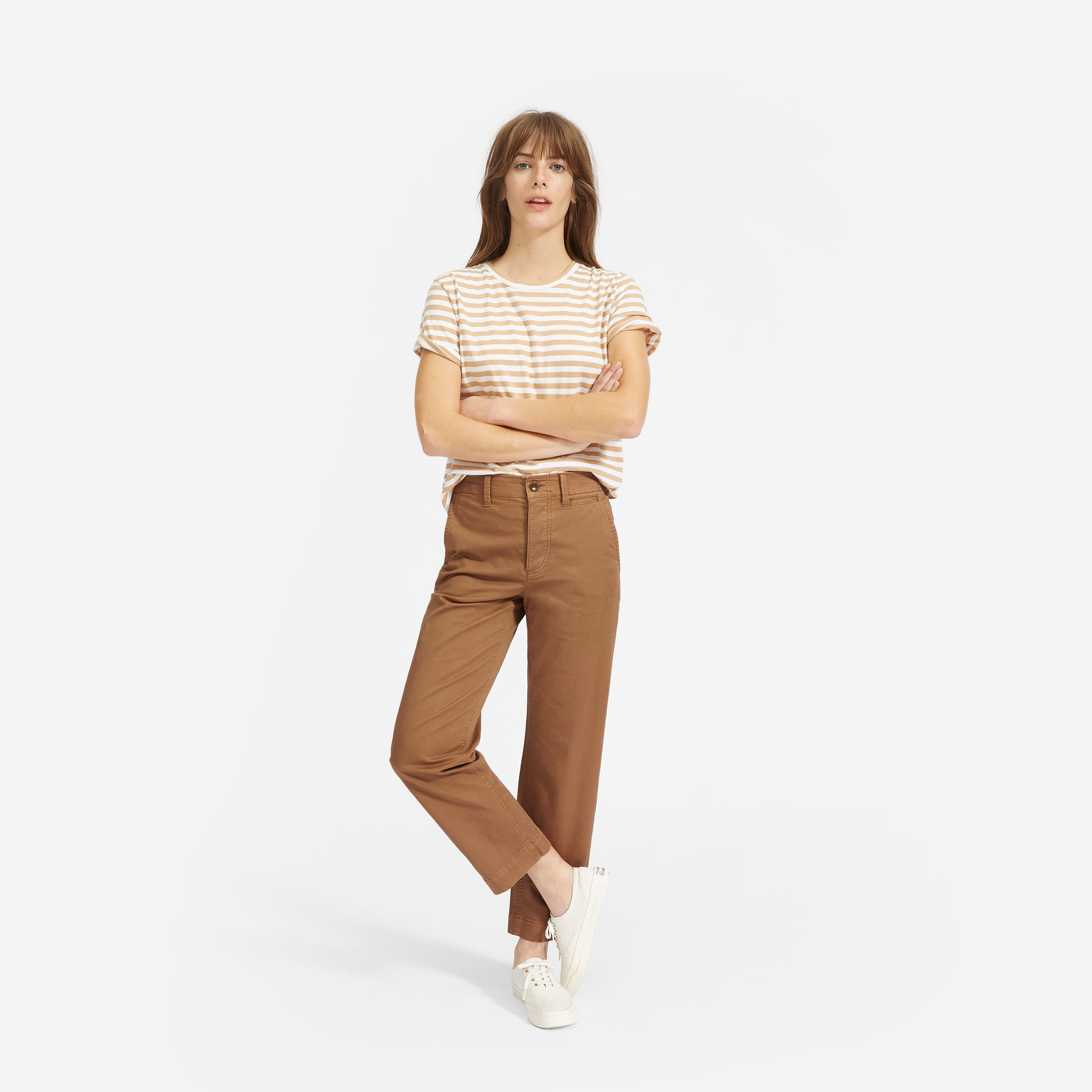 The Lightweight Relaxed Chino   Everlane