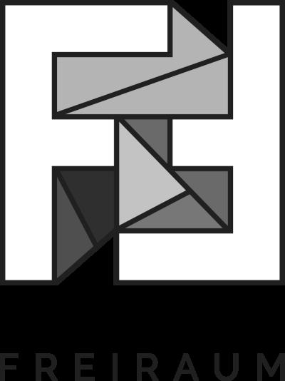 Logo von Freiraum – Aufgabenbereich //Reference //Freiraum //PR für das Opening und das Ladenkonzept