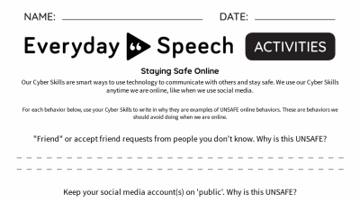 Interactive: Staying Safe Online