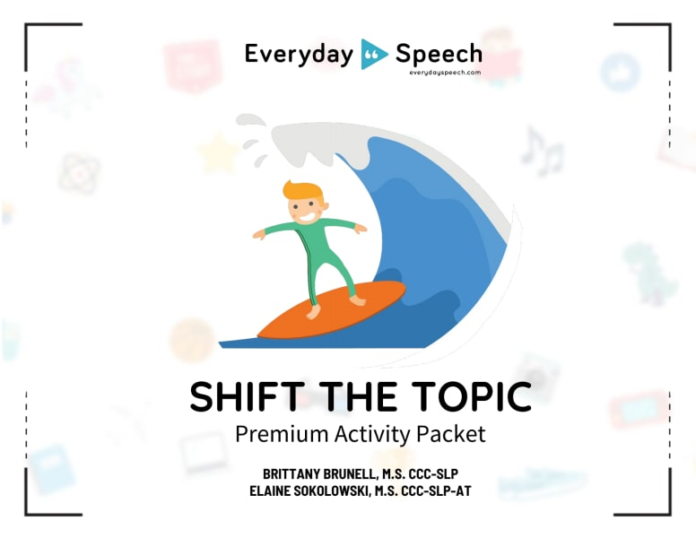 Shift the Topic Packet