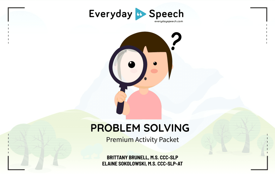 Problem Solving Packet
