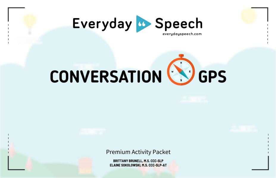 Conversation GPS Packet