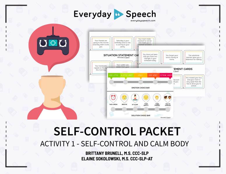Self-Control and Calm Body