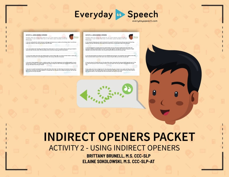 Using Indirect Openers