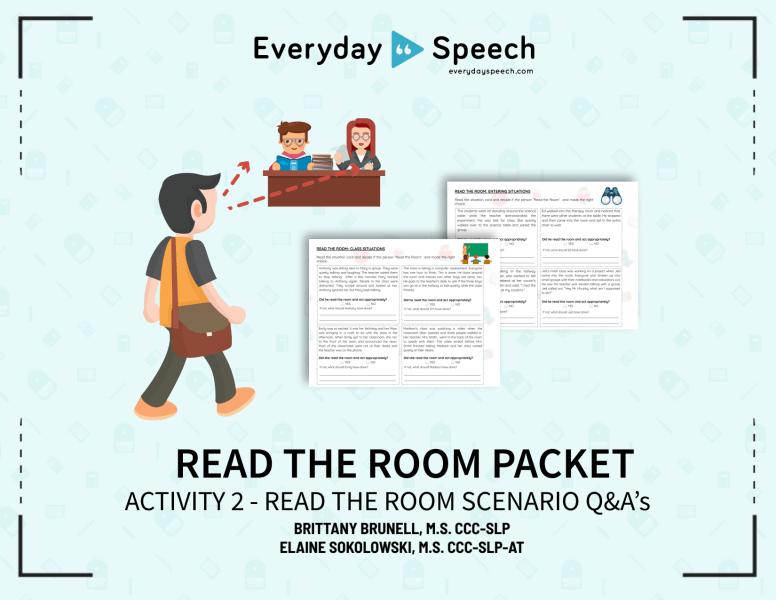 Read the Room Scenario Q&A's