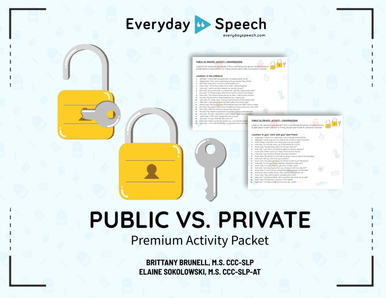 Public vs Private Packet