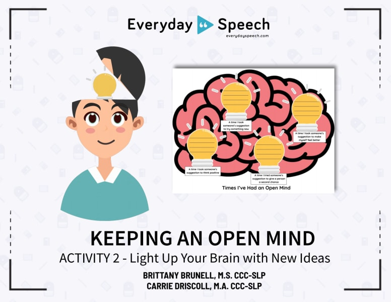 Light Up Your Brain with New Ideas