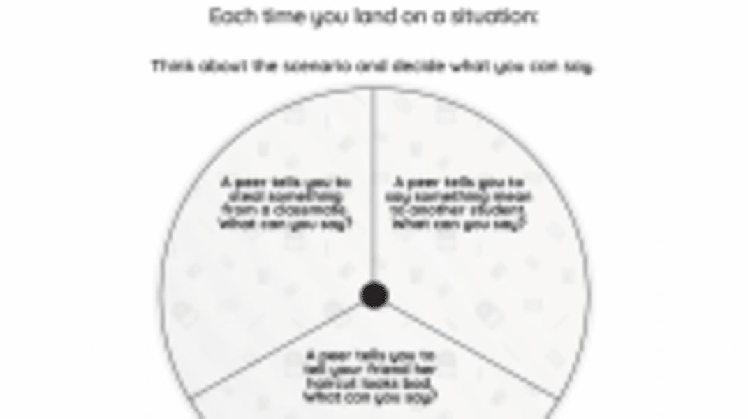 Interactive: Handling Peer Pressure