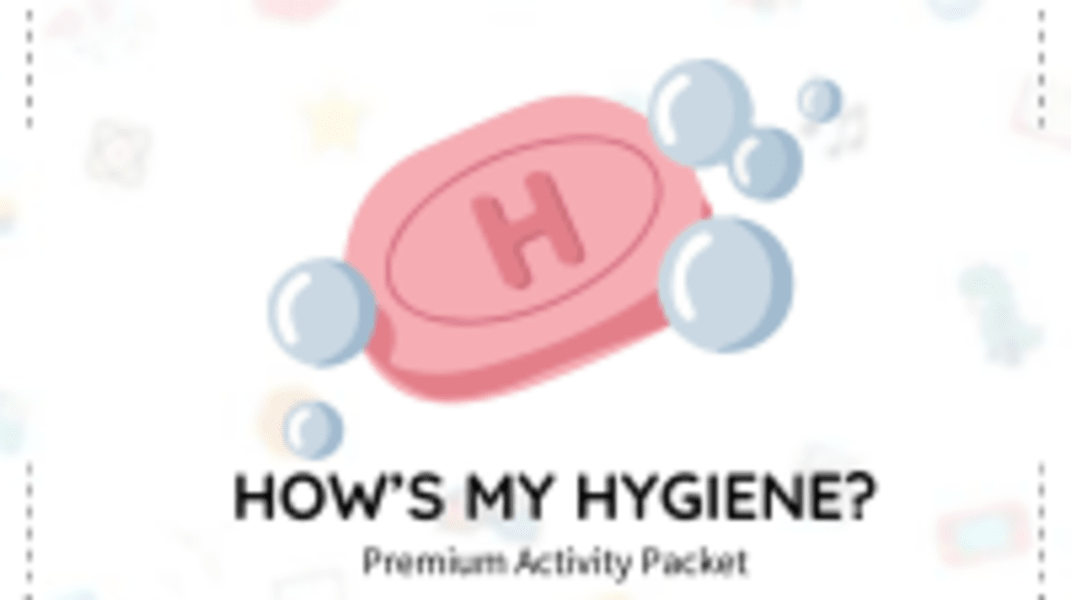 How's my Hygiene? Packet