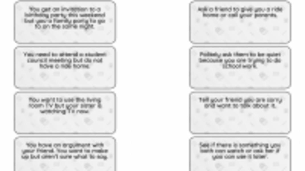 Interactive: Problem Solving