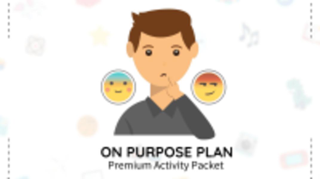 On Purpose Plan Packet