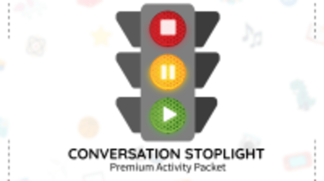 Conversation Stoplight Packet