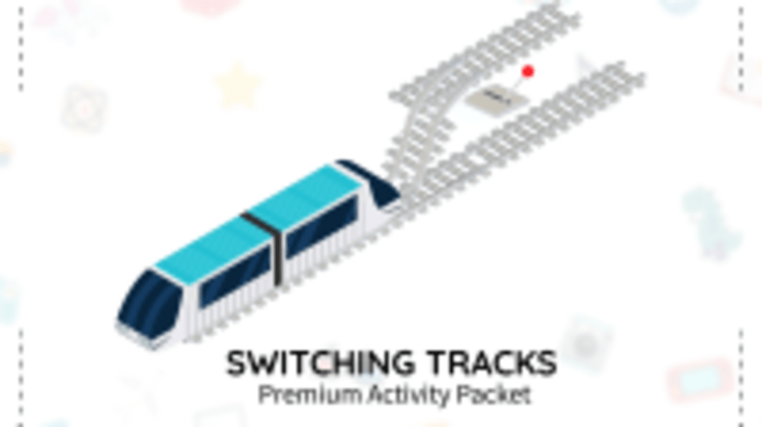 Switching Tracks Packet