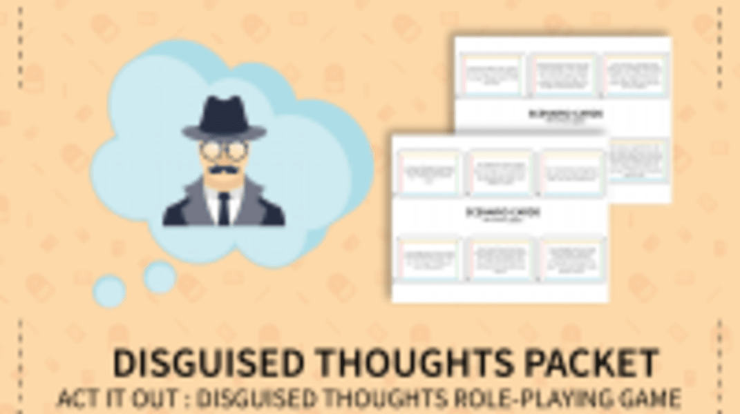 Disguised Thoughts Role-Playing Game