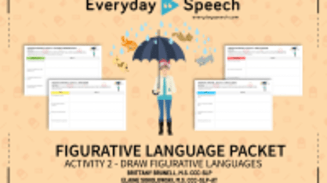 Draw Figurative Languages