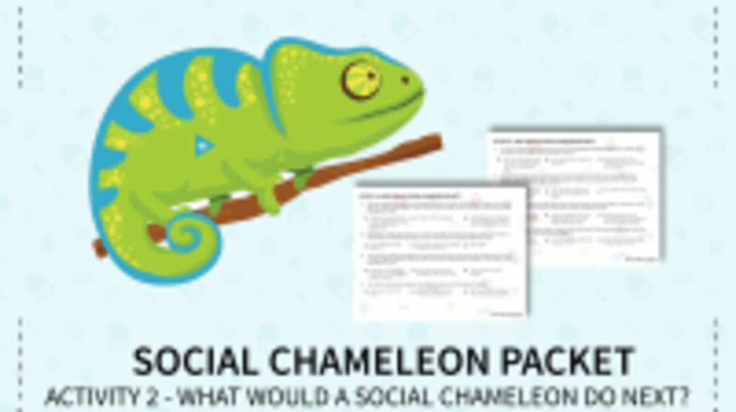 What Would a Social Chameleon Do Next?