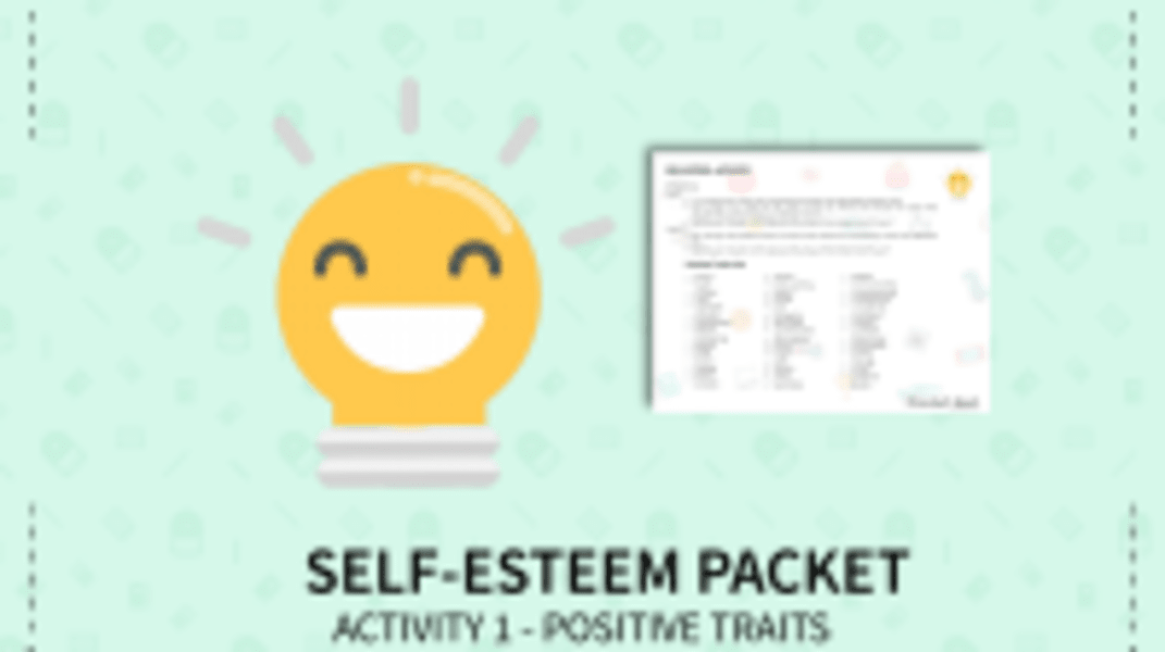 Identify Your Positive Traits