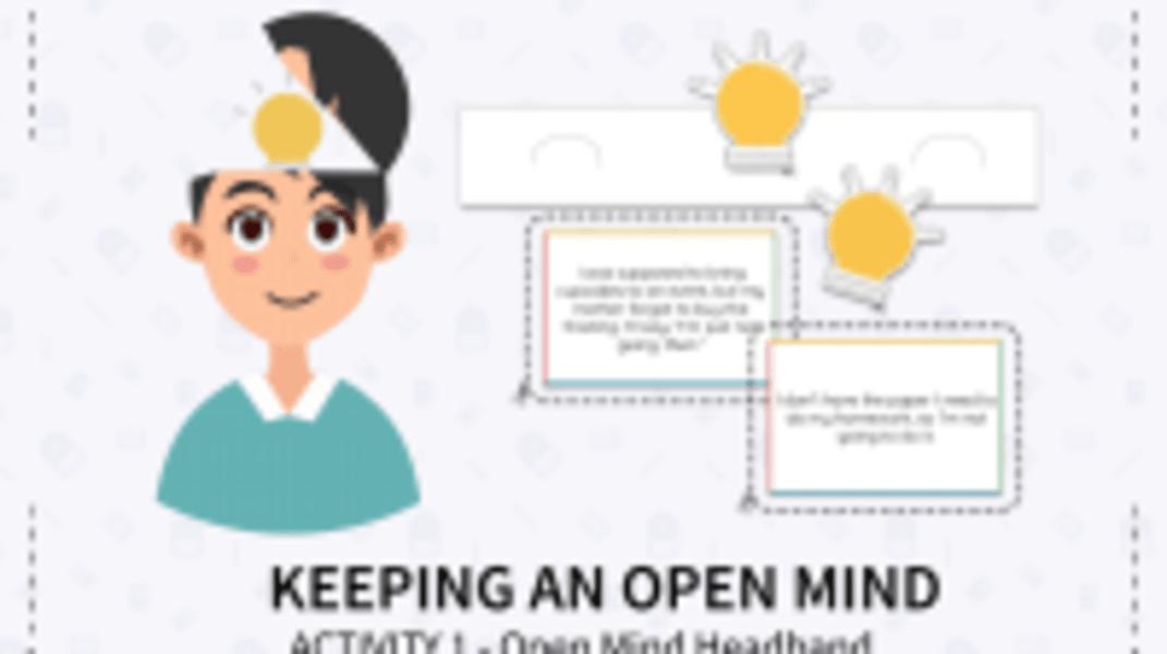 Open Mind Headband
