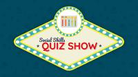 Social Skills Quiz Show: Self-Regulation