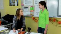 Greeting a Teacher