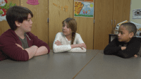 Beginning and Ending a Conversation - Younger