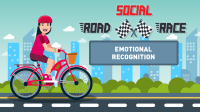 Social Road Race: Emotional Recognition