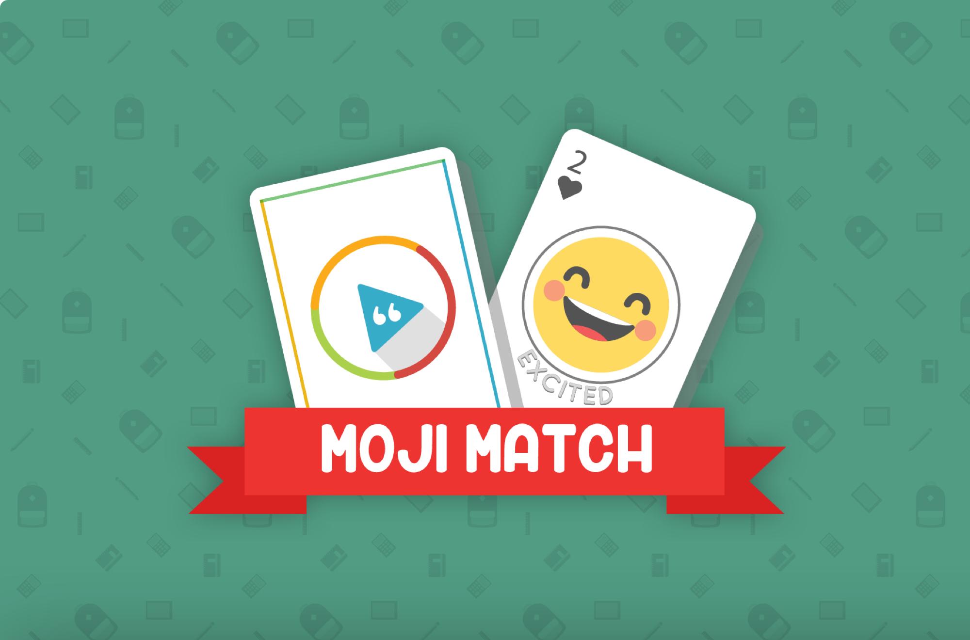 Moji Match