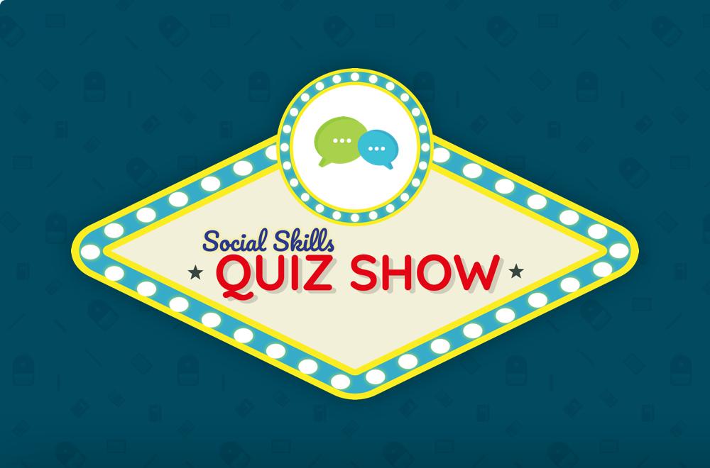 Social Skills Quiz Show: Basic Conversation Skills
