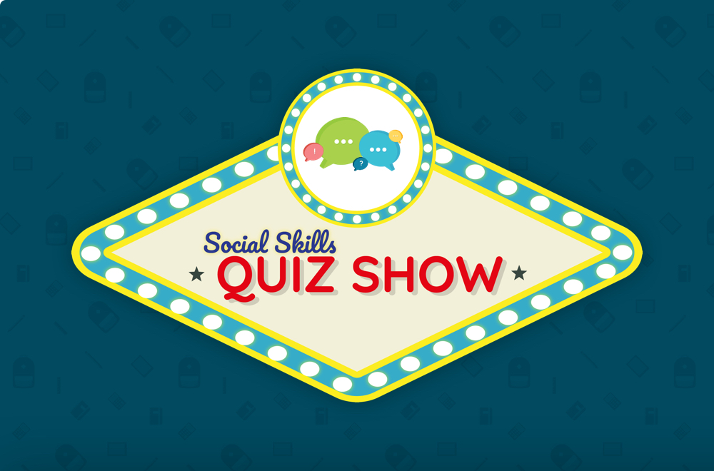 Social Skills Quiz Show: Advanced Conversation Skills
