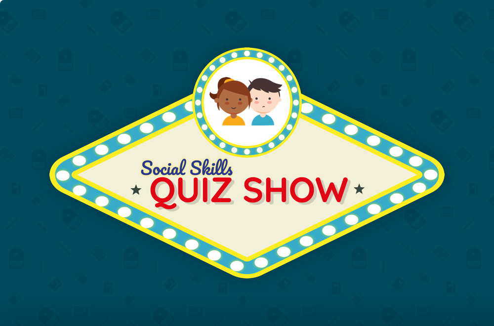 Social Skills Quiz Show: Nonverbal Communication
