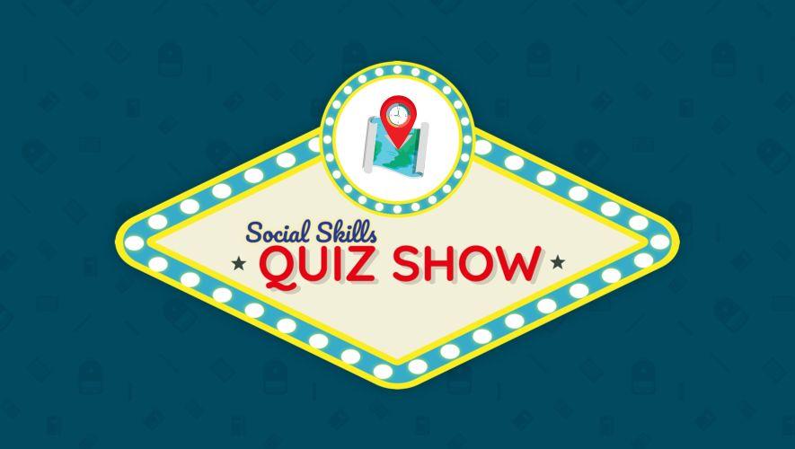 Social Skills Quiz Show: Situational Awareness