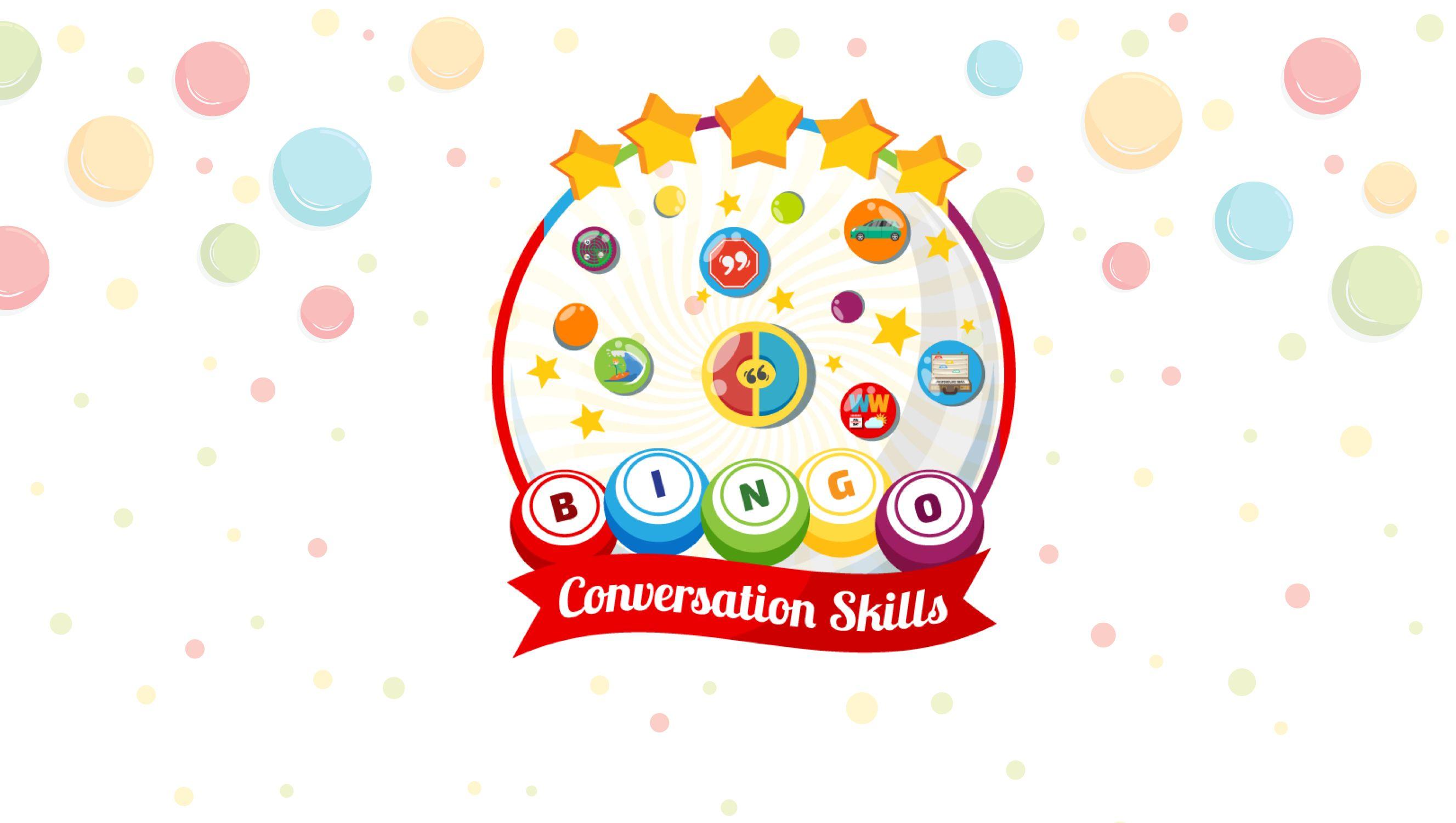 Bingo: Conversation Skills