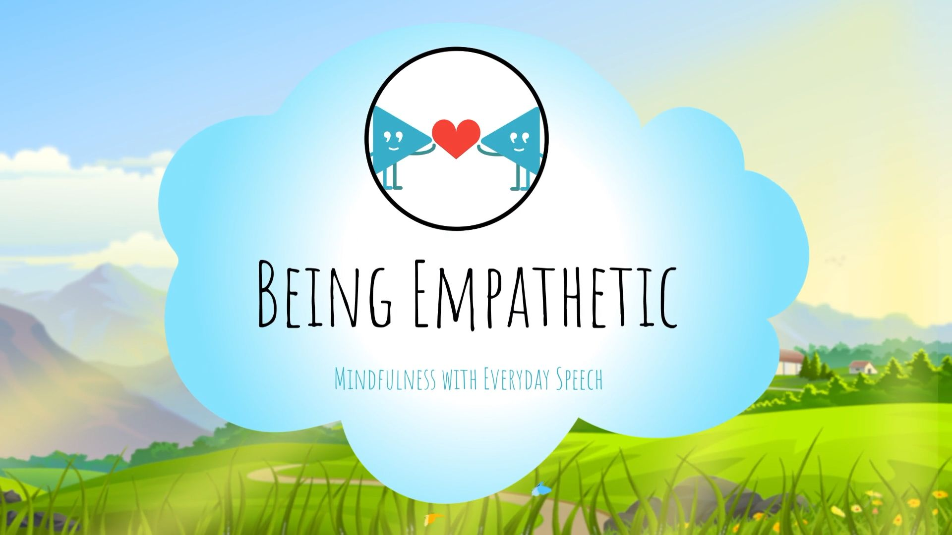 Being Empathetic